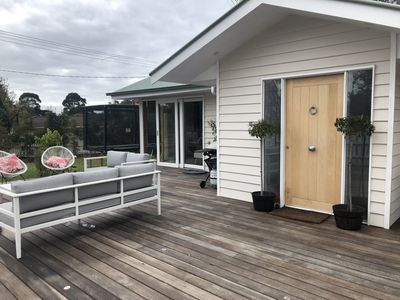 Photo for White Picket Cottage - Deck & Large Yard -Mt Eliza
