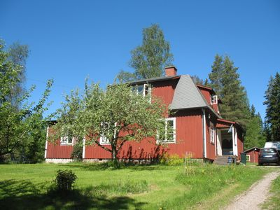 Photo for For rent our spacious and luxurious holiday home with sauna.