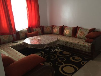 Photo for 2BR Apartment Vacation Rental in Agadir, Souss Massa