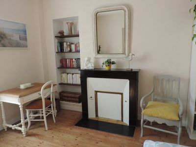 Photo for For rent in La Rochelle coquette newly renovated house on one foot.
