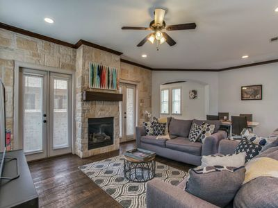Photo for Spacious 6 Bed House Walk To Henderson Street/Greenville (NEW WOOD FLOORS)