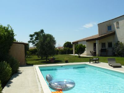 Photo for House 160 M2 with swimming pool PROMO PONTS MAY / JUNE Mini 3 nights 500 €