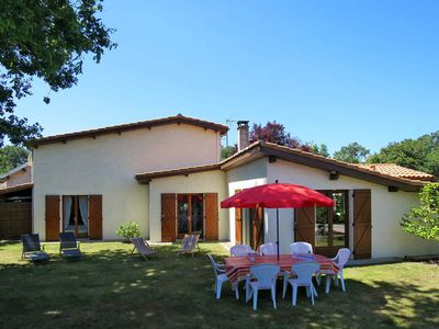 Photo for Vacation home in Soulac, Aquitaine - 8 persons, 4 bedrooms