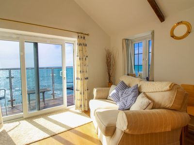 Photo for Chy An Mor -  a holiday cottage that sleeps 2 guests  in 1 bedroom