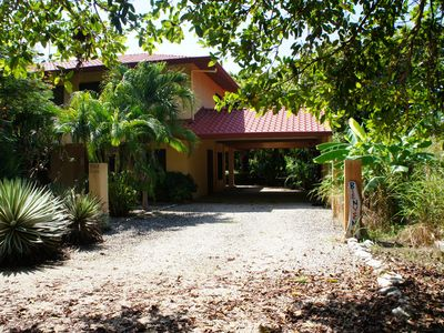 Photo for Villa Linda just steps away from Beautiful and Pristine Playa Junquillal