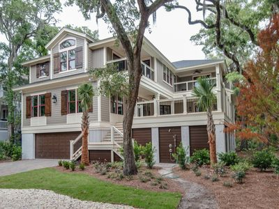 Photo for New Construction-7BR 6.5BA Desirable Location Steps To Beach, Shopping & Dining