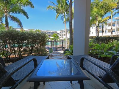 Photo for Lagoon Pool 2 Bedroom Spa Suite