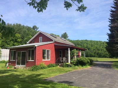 Photo for Beautiful Red Barn Cottage in the Berkshires
