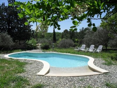 Photo for Villa la Cabro 250 m2 with swimming pool at Saint-Maximin