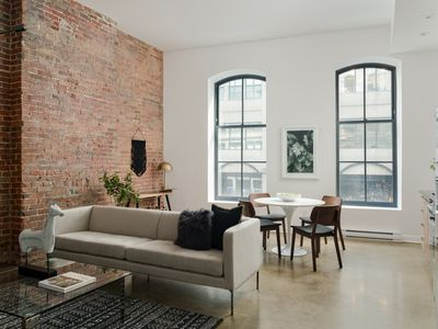 Photo for Architectural 1BR in Old Montreal by Sonder