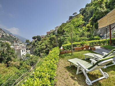 Photo for Villino Tanino: A welcoming cottage located in the center of Positano, with Free WI-FI.