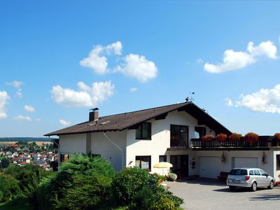 Photo for Haus Fernblick *** Bad König, quiet location, nature, thermal bath, spa, WLAN, LCD TV