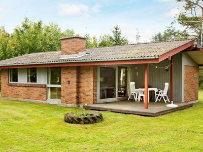 Photo for Peaceful Holiday Home in Ørsted with Sauna