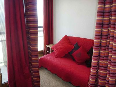 Photo for Apartment in Fontcouverte-la-Toussuire with Lift, Parking, Internet, Balcony (112365)