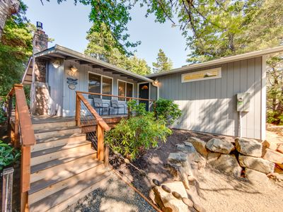 Photo for GRAY WHALE~MCA 935~Charming home, great for a small family and pet friendly!