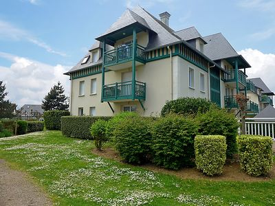 Photo for Apartment Les Goélands 1,2,3,4  in Cabourg, Normandy - 4 persons, 1 bedroom