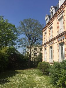 Photo for No Paris, very nice apartment with large private garden