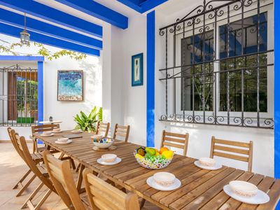 Photo for Vacation home Los Benson in Marbella - 8 persons, 4 bedrooms