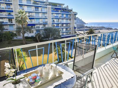 Photo for BLEU RIVAGE AP4006 by RIVIERA HOLIDAY HOMES - Apartment for 6 people in Nice