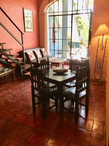Beautiful sunny furnished apartment in desirable Colonia San Antonio