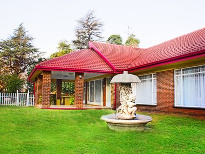 Photo for Madison House - A spacious 4 bedroom house with pool and braai area.