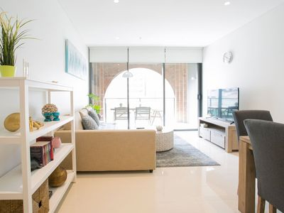 Photo for Newly settled three bedrooms apartment in CBD