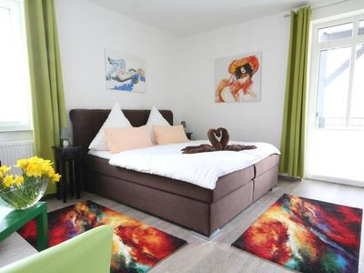 Photo for Apartment Fürstenberg for 4 - 6 people with 2 bedrooms - Apartment in one or Mehrfa