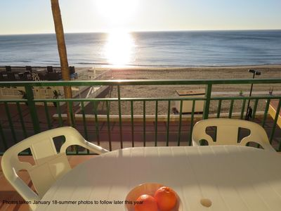 Photo for Ref: 292 - Apartment Olimpo2, 2nd floor, fantastic views Paseo Maritimo