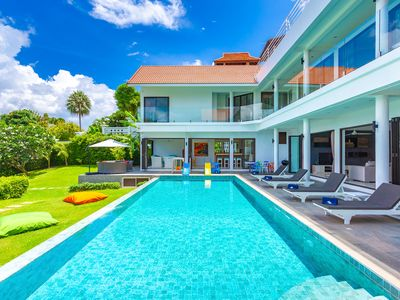 Photo for 6 Bedroom Ocean View Villa Cape Yamu By XXIV (opened at 2019)