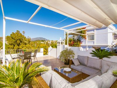Photo for AP165 - Contemporary Scandinavian Style Apartment - Apartment for 4 people in Nueva andalucia