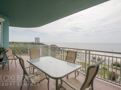 Photo for Legacy Towers 6th Floor Condo w/ Large Balcony, Gulf Views & 3 Resort Pools,