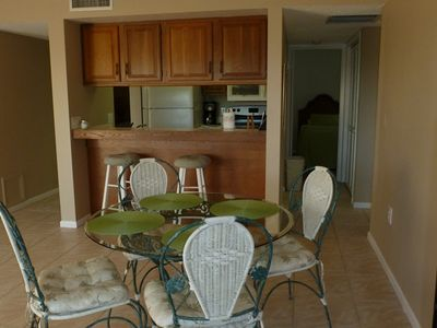 Photo for Relaxing Bayside, Unit 431–3rd Floor, Canal View, Free Cable and Wi-Fi, Central A/C, and Beach Access.