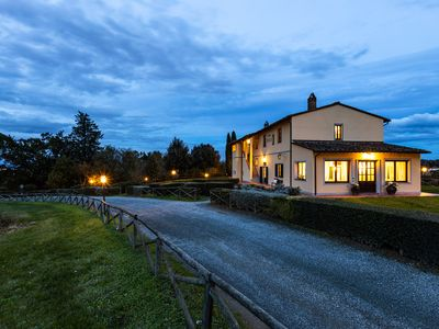 Photo for 4BR Chateau / Country House Vacation Rental in Montopoli in Val D'Arno