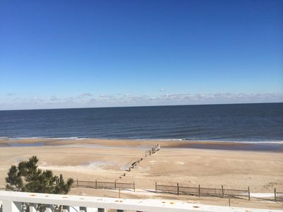 Photo for Oceanfront Townhome With Breathtaking Views From 3 Deck Levels
