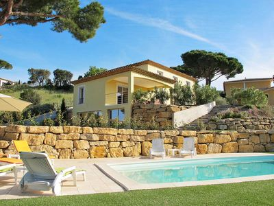 Photo for Vacation home in Ste. Maxime, Côte d'Azur - 8 persons, 4 bedrooms