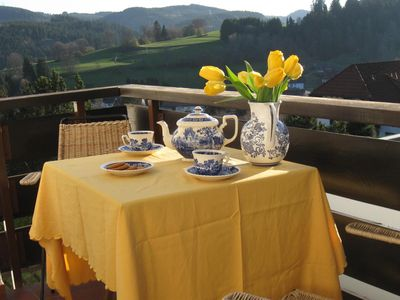 Photo for Family-friendly holiday flat in the heart of sunny Upper Black Forest