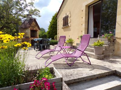 Photo for The Pradin all comfort wifi linen 8 km from!sarlat
