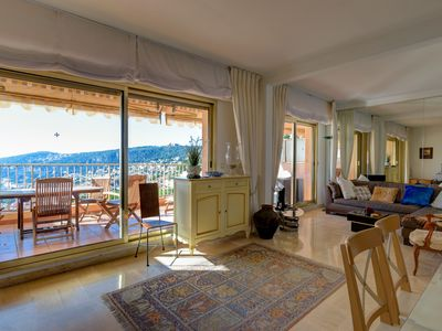 Photo for The apartment that has everything situated in the heart of  the Cote d'Azure,.