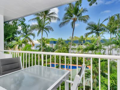 Photo for Top Floor Beachside Apartment With Pool View!