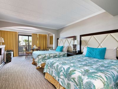 Photo for Beautiful Newly Renovated Oceanview Studio on the Beach in the Golden Mile