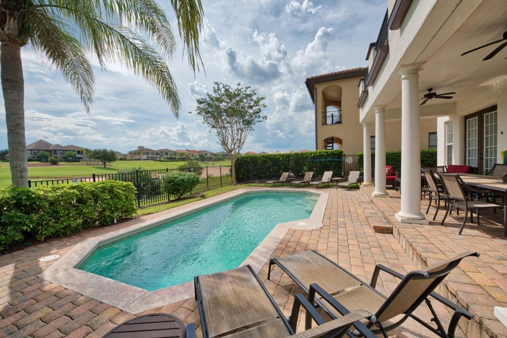 vrbo mediterranean pool near disney world orlando