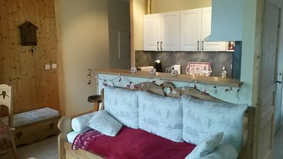 Photo for 3 rooms 6 people 3* exposed East