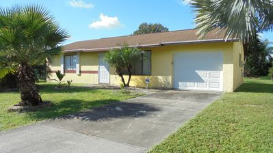 Photo for JANUARY SPECIAL  Port St Lucie 2/1 Vacation home only minutes to beach