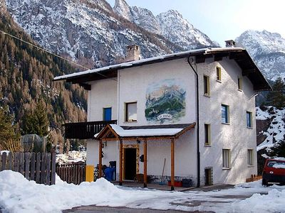 Photo for Apartment La Busa  in Alleghe, Dolomites - 4 persons, 2 bedrooms