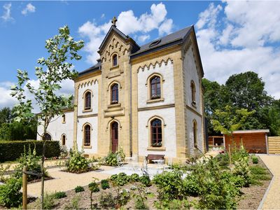 Photo for Beautiful, stately and completely renovated former parish house with sauna