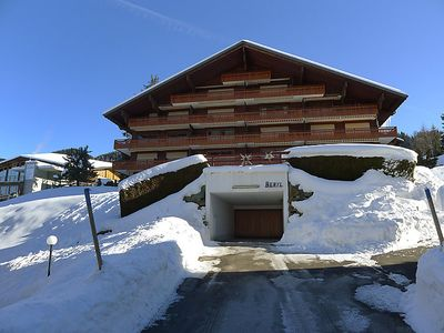 Photo for Apartment Le Beryl in Villars - 4 persons, 2 bedrooms
