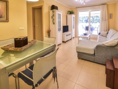 Photo for Apartment Residencial Los Sauces in Dénia - 4 persons, 2 bedrooms