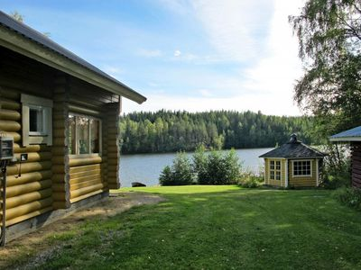 Photo for Vacation home Ahvenranta (FIJ101) in Tuusniemi - 4 persons, 1 bedrooms