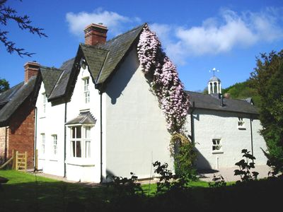 Photo for Forest Cottage- Kerry Newtown, SY16 4DW 2 bedroom, sleeps 4 free wifi
