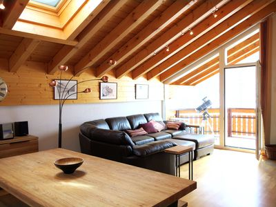 Photo for 3BR Apartment Vacation Rental in Saas Fee, Valais